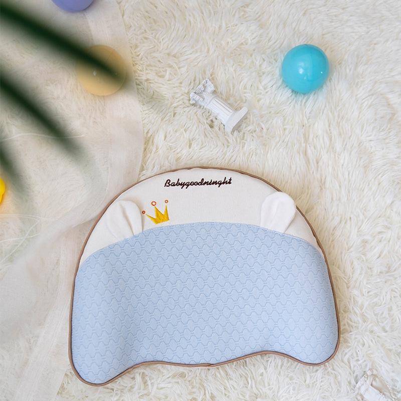着心地抜群 3色選択可 通気性 ポリウレタン子供枕 子供用品