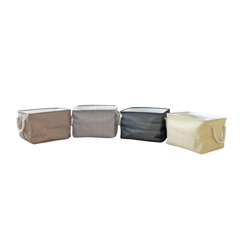 シンプル デイリー 自宅 カンバス 無地  軽さ 引き紐 耐久性 子供用品 収納 子供用品