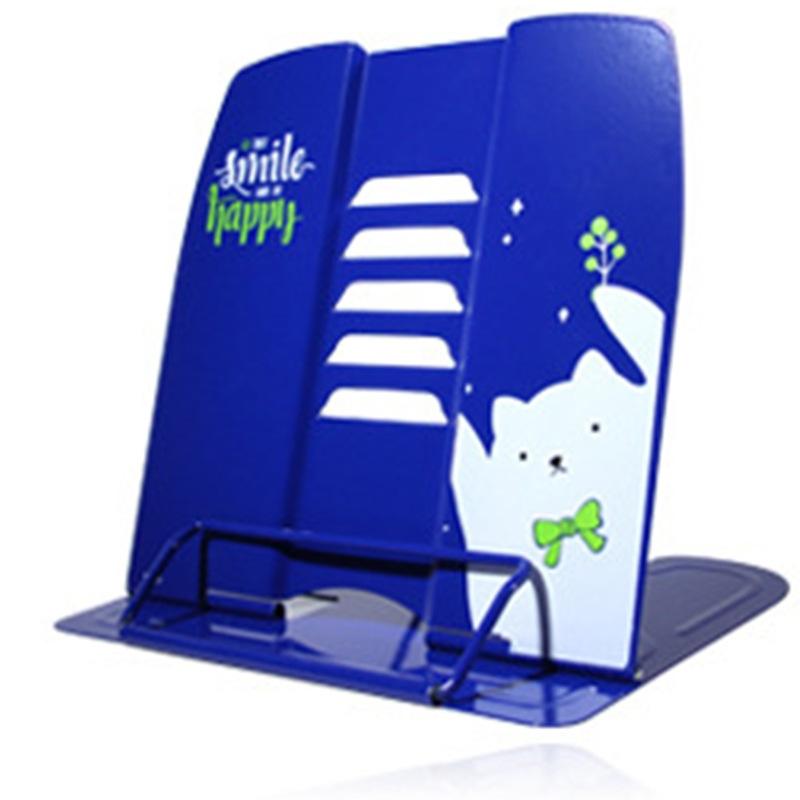 シンプル 自宅 カートゥーンプリント 写真と同じ  軽さ ハンディ子供雑貨 書見台 子供雑貨
