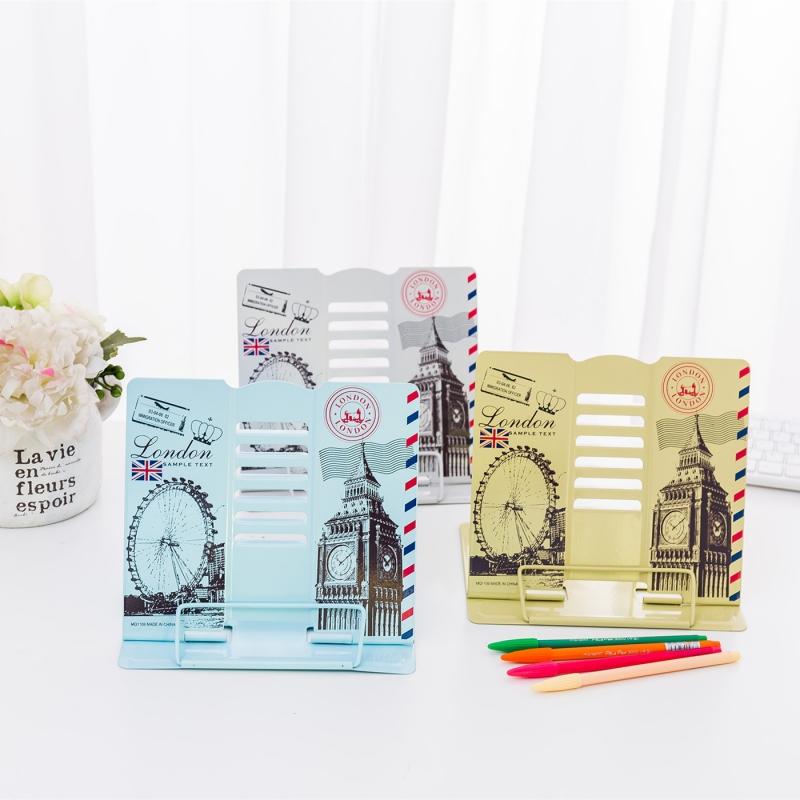 デザイン感 自宅 プリント 写真と同じ  軽さ 耐久性 子供雑貨 書見台 子供雑貨