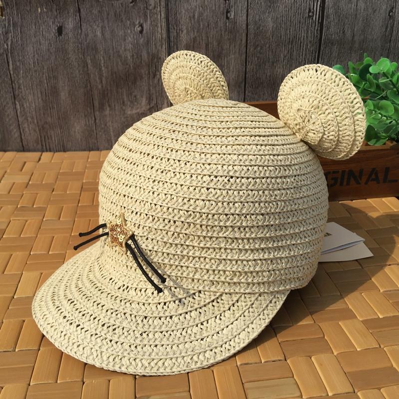 スタイリッシュ スウィート 写真と同じ  薄手 軽さ 通気性 子供雑貨 帽子 子供雑貨