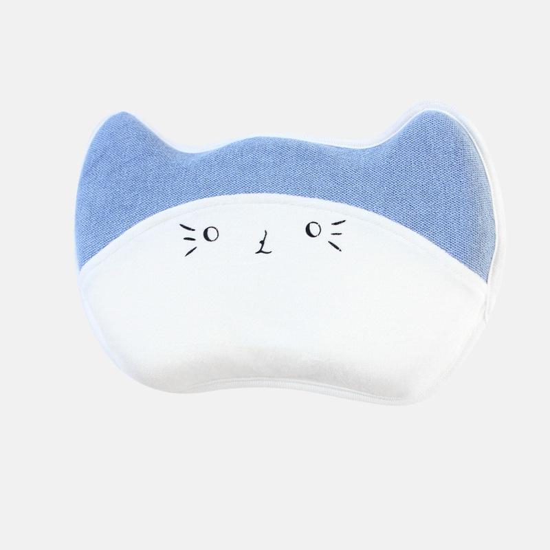 着心地抜群 カートゥーンプリント ポリウレタン 3色選択可 子供枕 子供用品