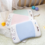 キュート カートゥーンプリント 3色選択可 子供枕 子供用品